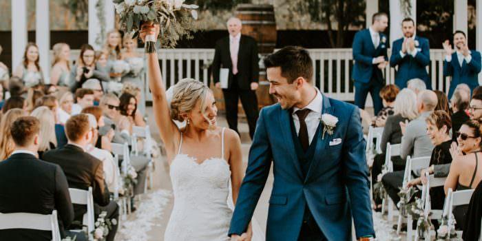 KAYLEE + ANDREW WILSON CREEK WINERY TEMECULA WEDDING
