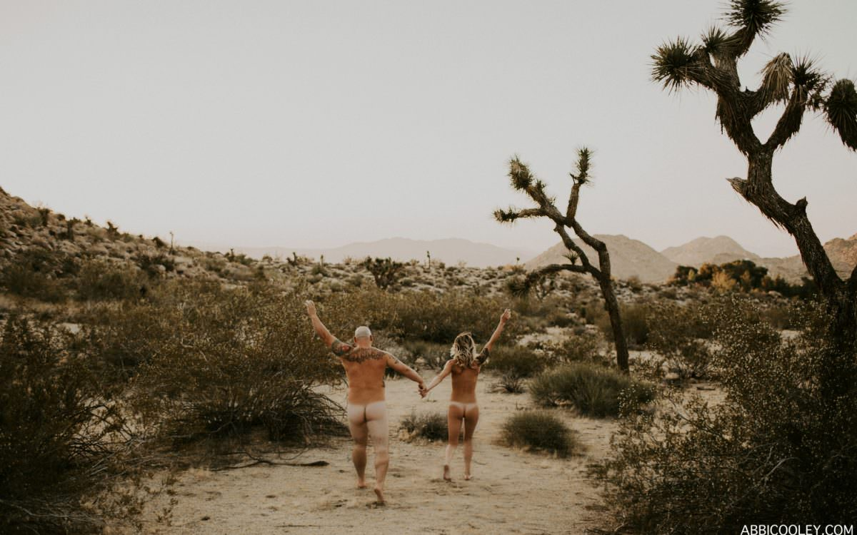 HAYLI + MIKE JOSHUA TREE ENGAGEMENT