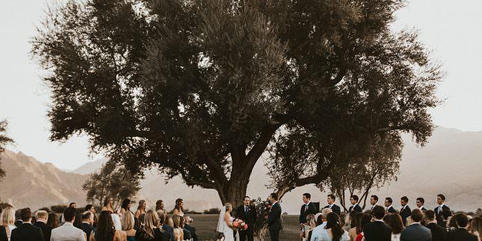 LA QUINTA COUNTRY CLUB WEDDING - HALY + JAY
