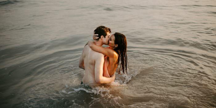 CALIFORNIA BEACH COUPLES SESSION KAT + CHRISTIAN
