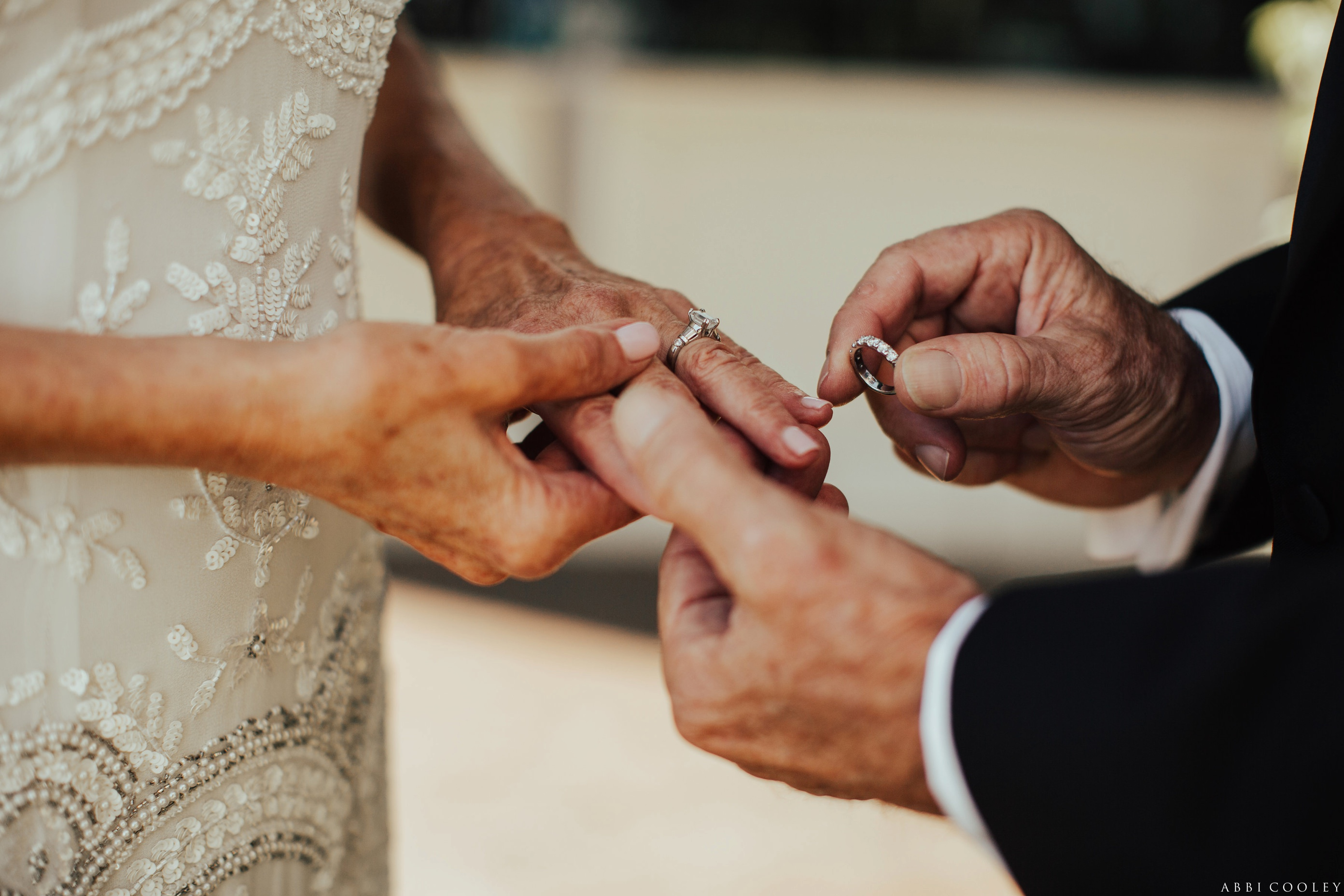 ring shot Balboa Bay Club Wedding