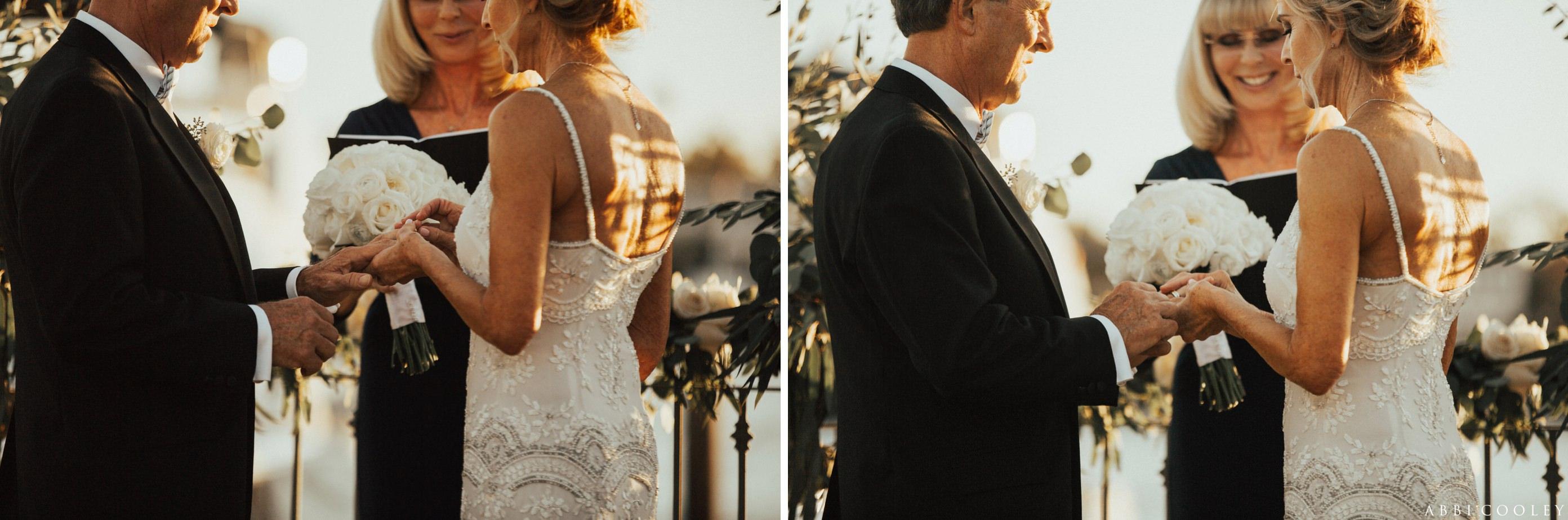 older couples say i do Balboa Bay Club Wedding
