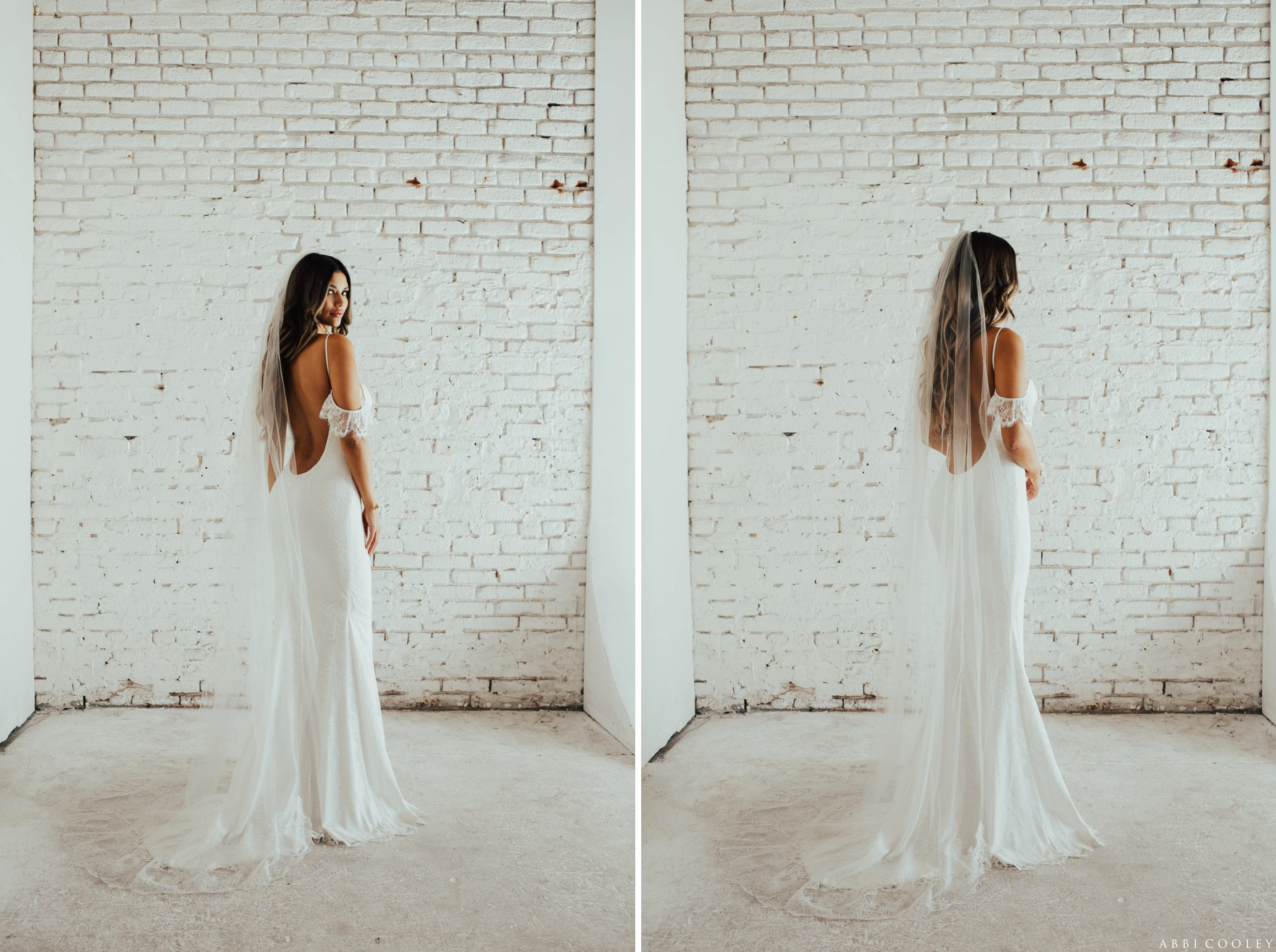 elegant veil Katie May 2017 Lookbook
