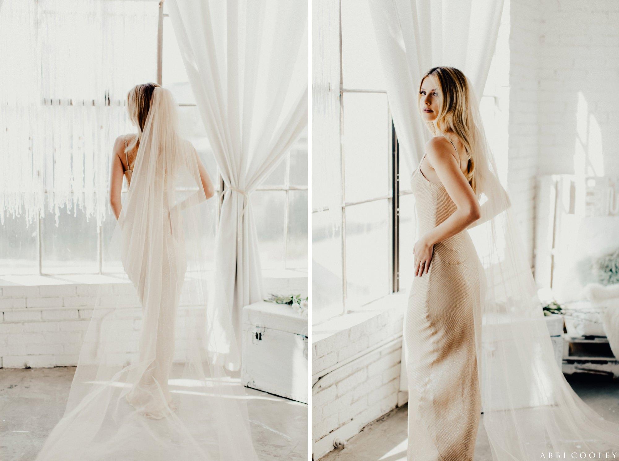 los angeles designer The Veiled Beauty 2017 Lookbook