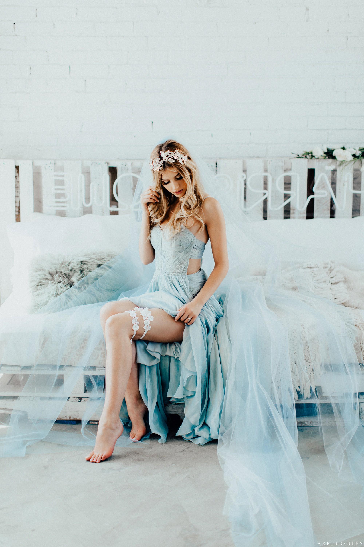 blue veil The Veiled Beauty 2017 Lookbook