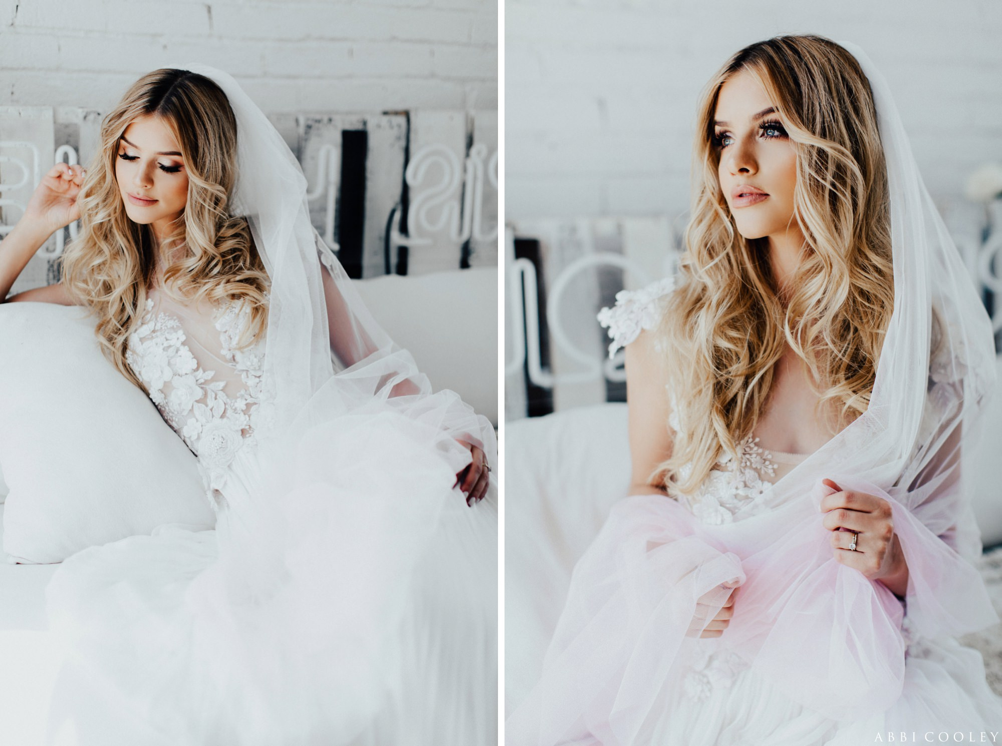 pink veil The Veiled Beauty 2017 Lookbook
