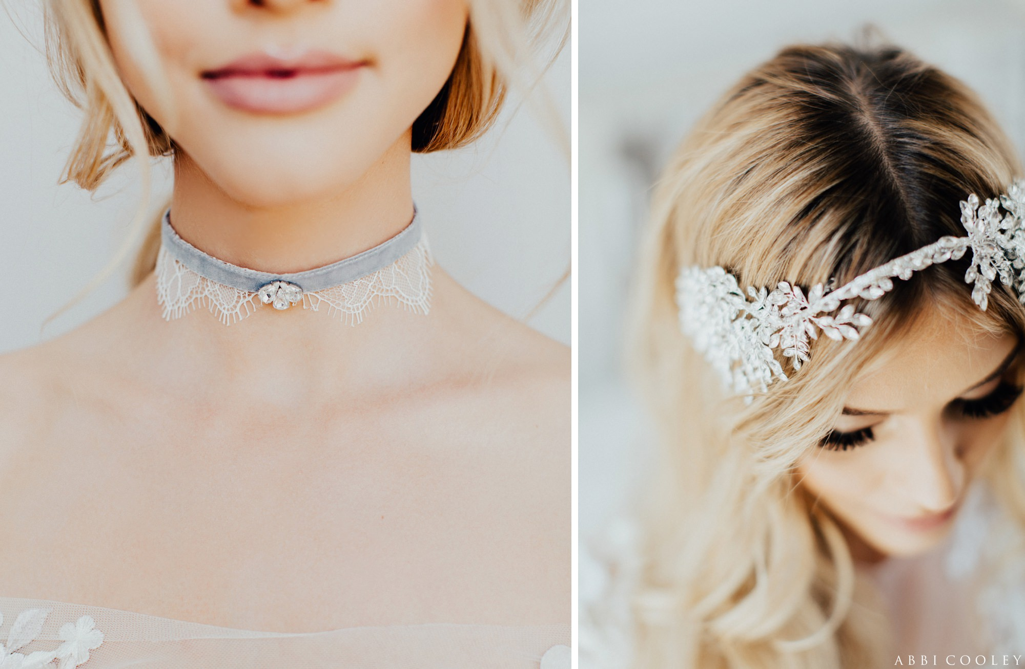 unique bridal accessories The Veiled Beauty 2017 Lookbook