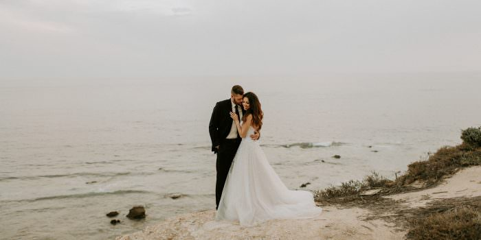 CASSIE+ CHRIS BRIDALS NEWPORT BEACH