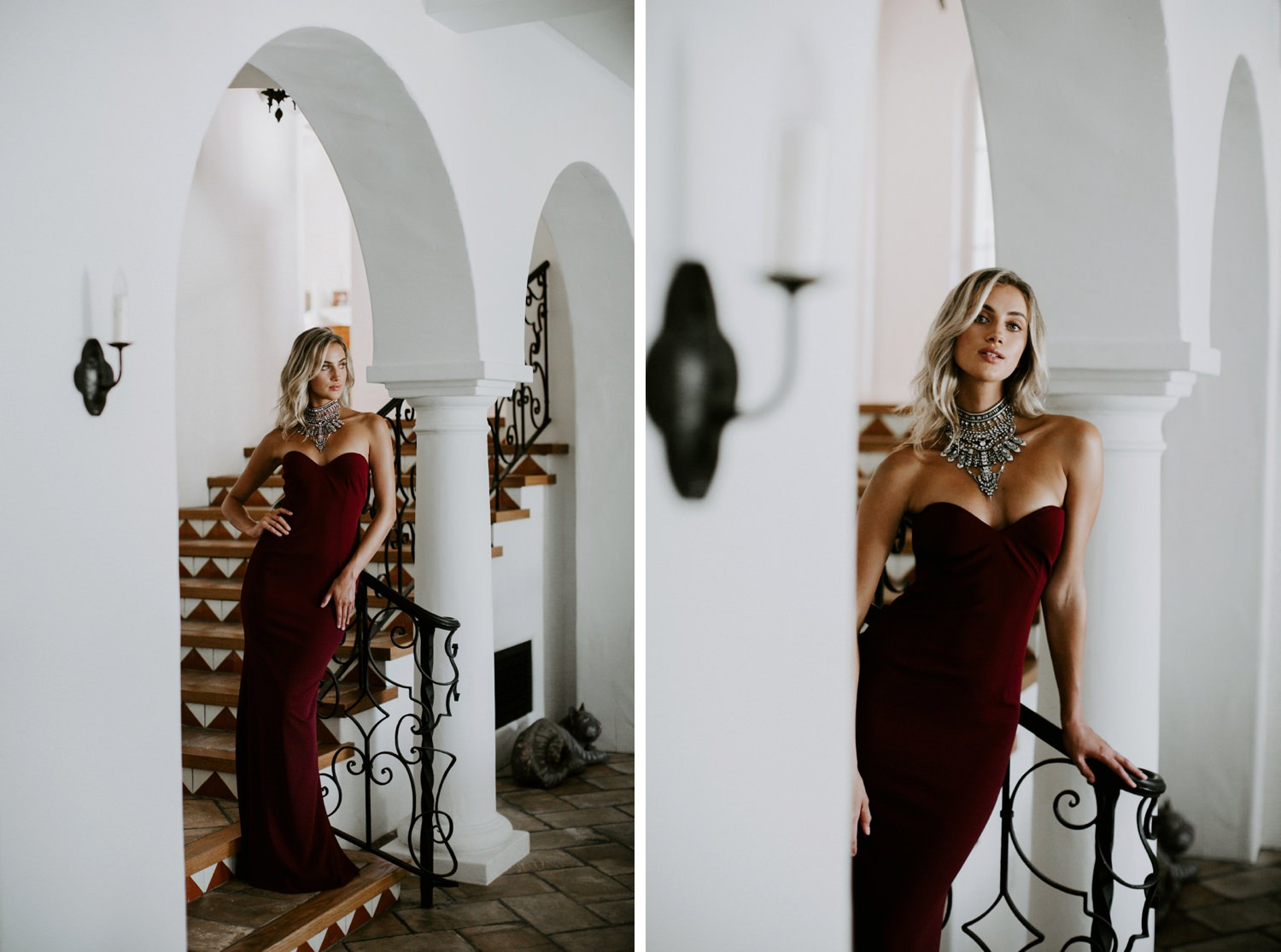 bold wedding accessories Katie May Crave You Collection || Abbi Cooley