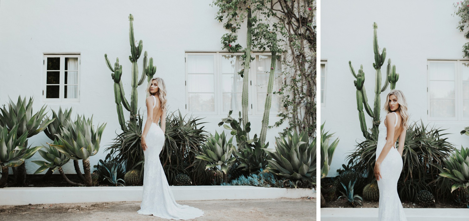 sexy wedding dress Katie May Crave You Collection || Abbi Cooley