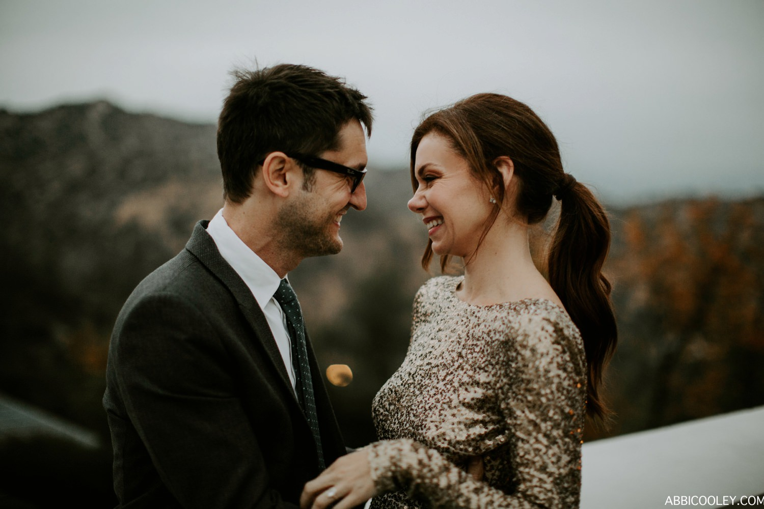 Engagement outfit ideas Griffith Observatory Engagement || Abbi Cooley