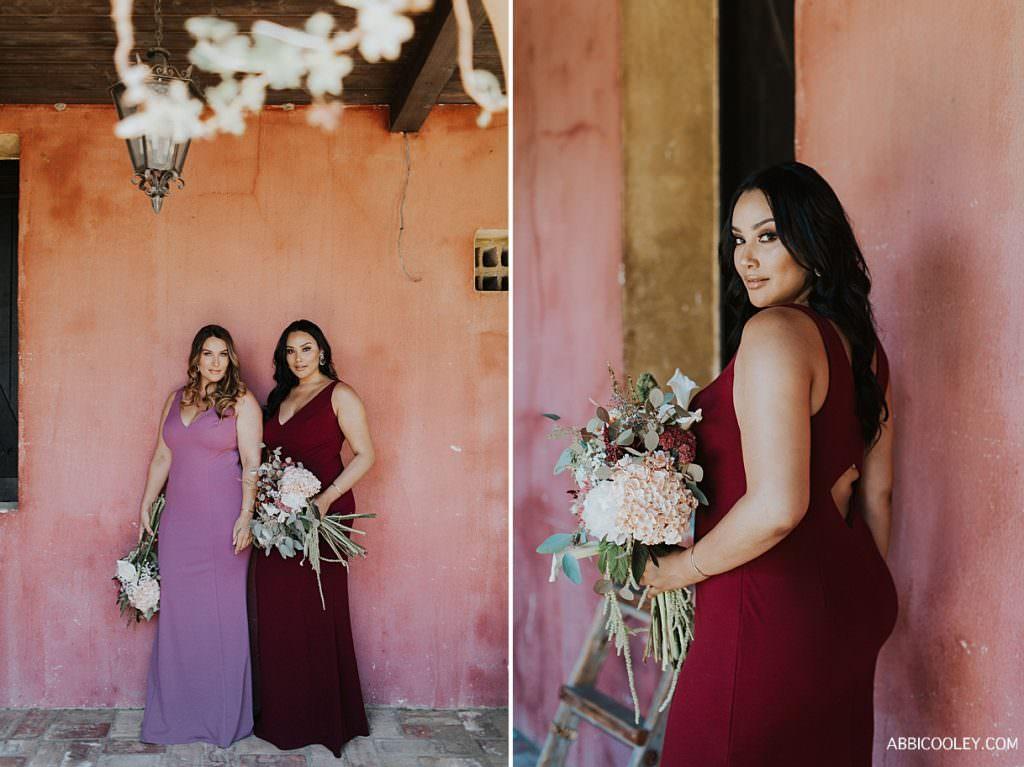 Katie May bridesmaid dress Katie May Collection || Abbi Cooley