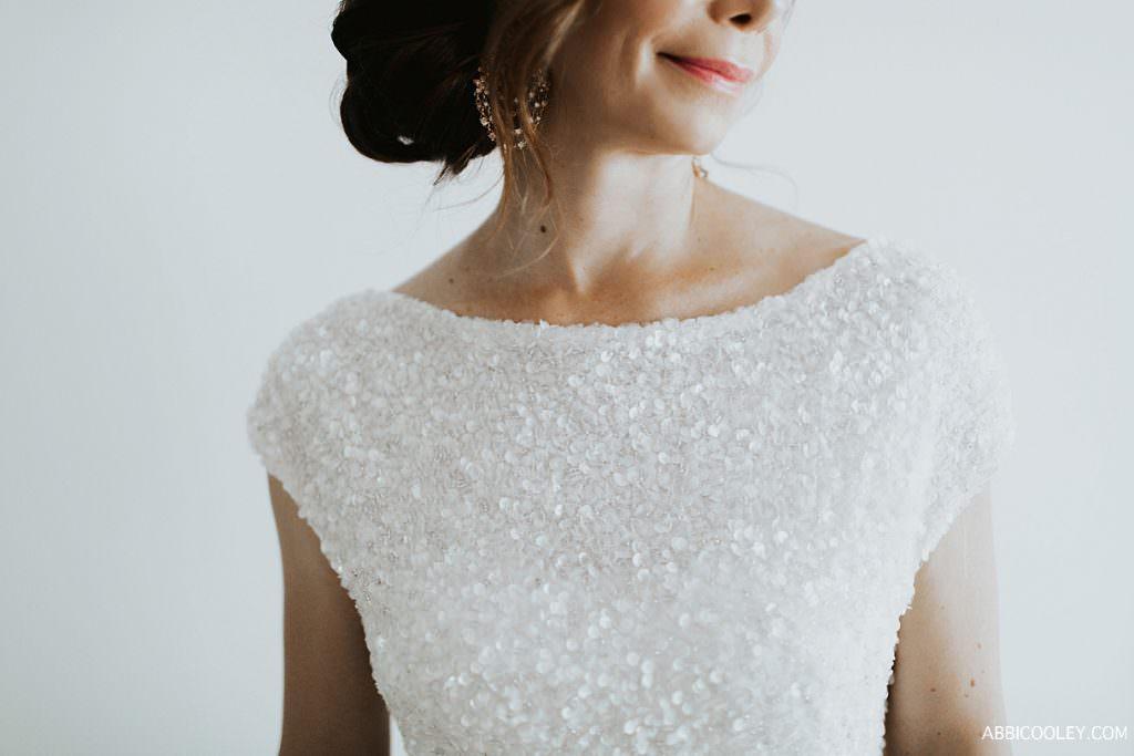 bride accessories The Living Desert Wedding