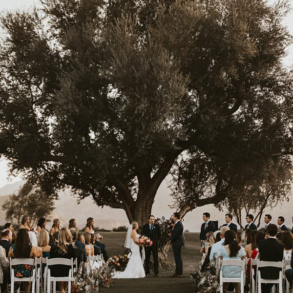 LA QUINTA COUNTRY CLUB WEDDING - HALY + JAY