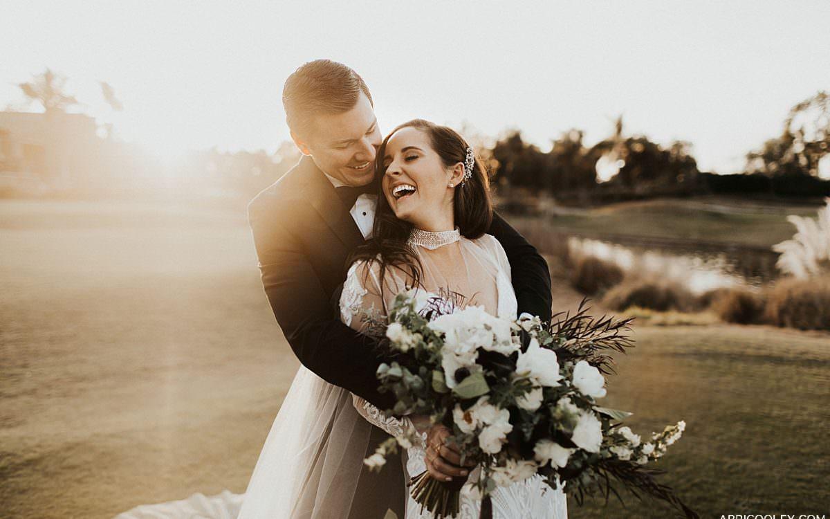 La Quinta Country Club Long Beach, CA Wedding