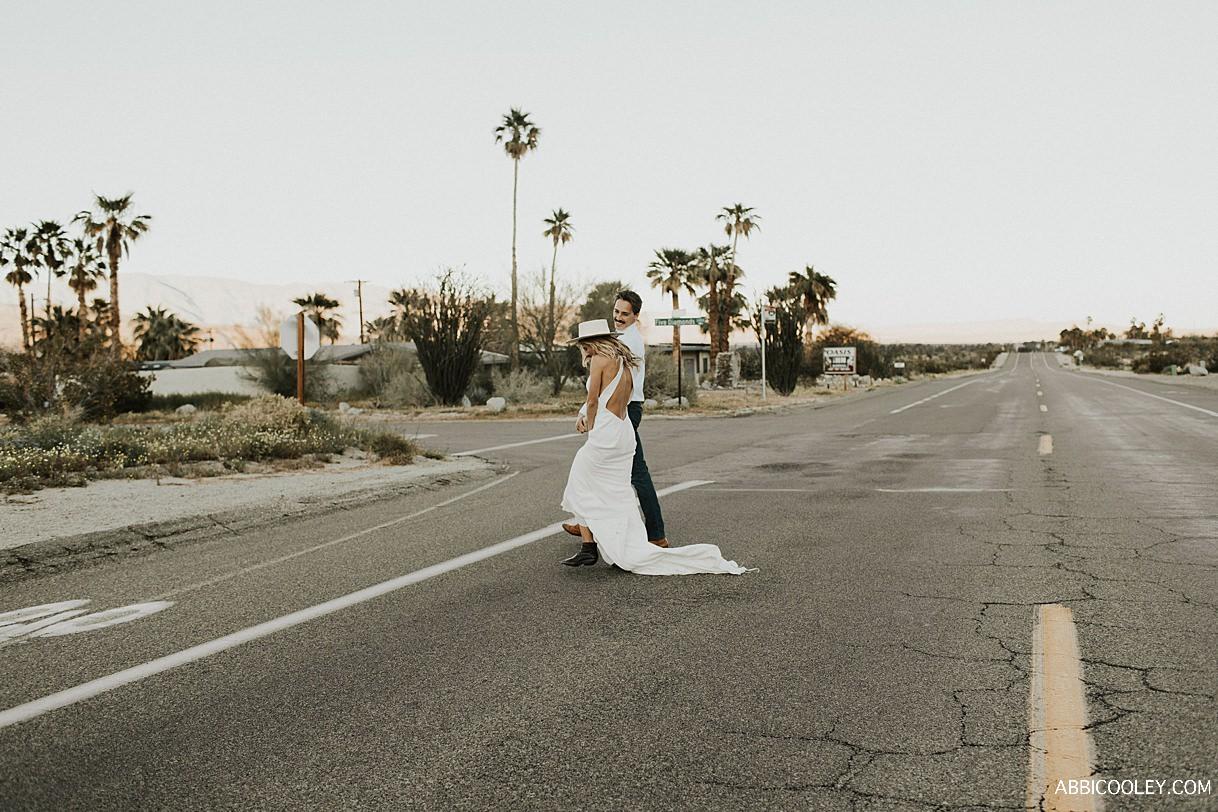 desert elopement Borrego Springs Desert Elopement || Abbi Cooley