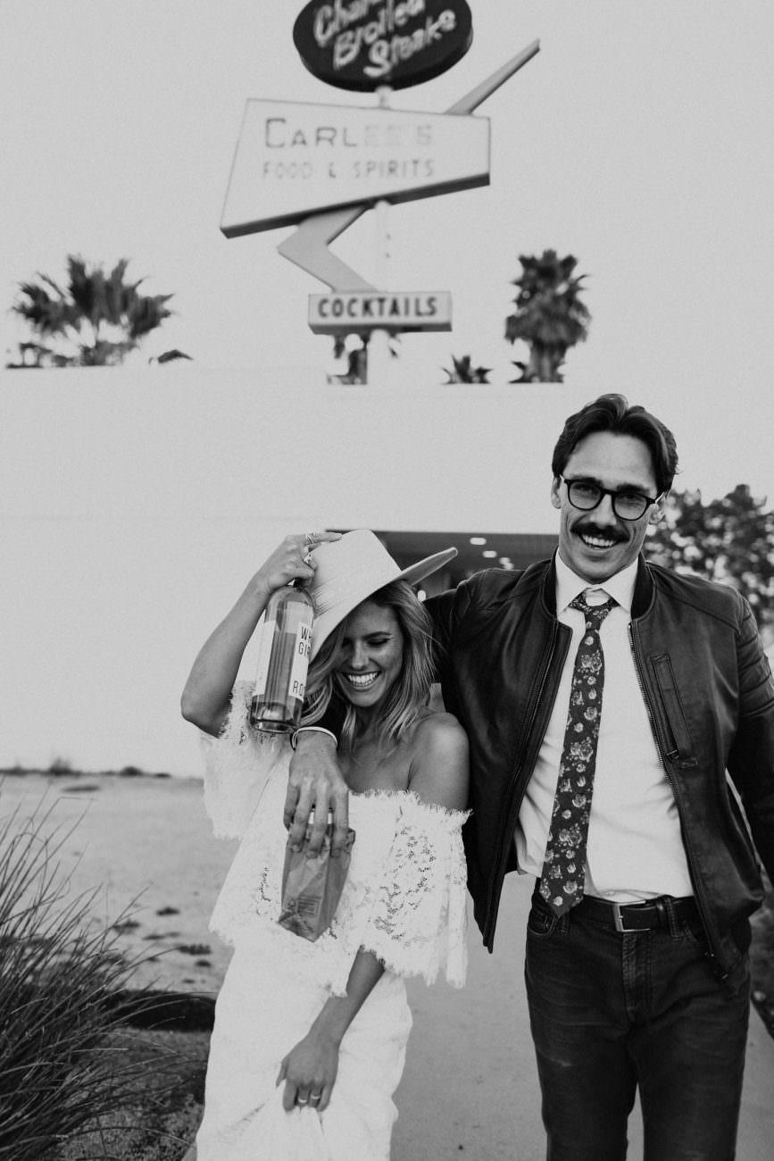 borrego springs elopement Orange County Wedding Photographer || Abbi Cooley