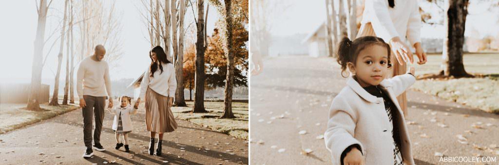 Fall photoshoot Kearse Family Photos Seattle