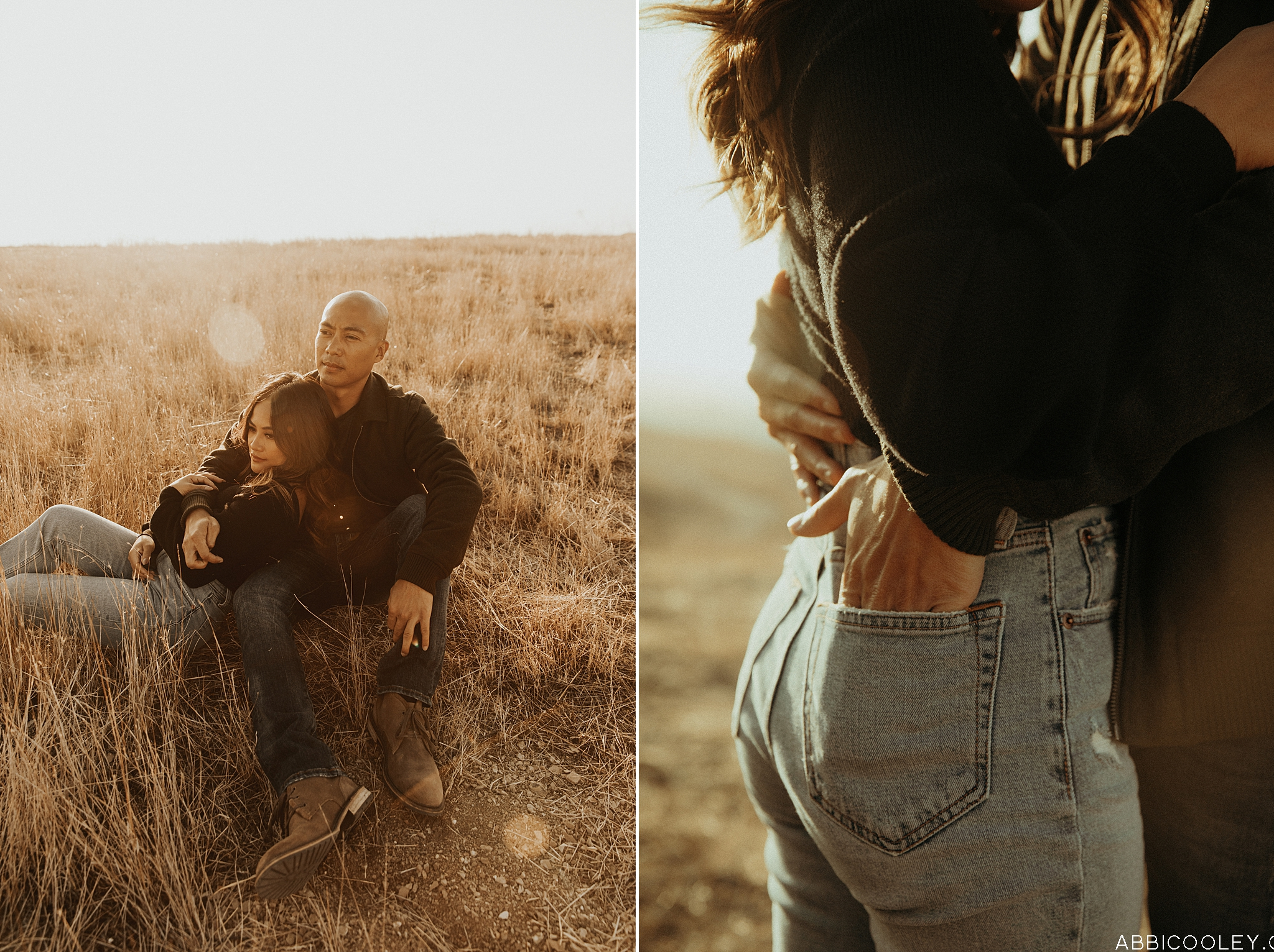 southern california engagement || Abbi Cooley Photography